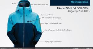 Jaket IPB (Just Simple Design)