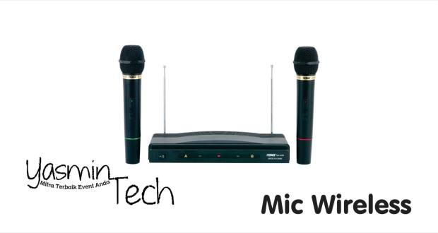 Mic Wireless