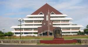 4 Gedung Rektorat PTN terunik di Indonesia