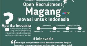 Open Recruitment Magang Inovasia