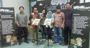 Ternakloka, Grand Launching di Bogor Jawa Barat.
