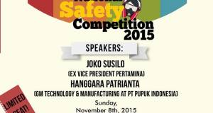 Grand Seminar  National Safety Competition 2015