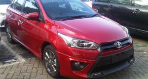 Promo Toyota Yaris Termurah!