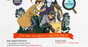 Lomba Cerpen Faber – Castell 2015