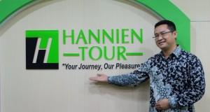 Sebelum Ramadhan 1437 H, Hannien Tour Buka Cabang Baru