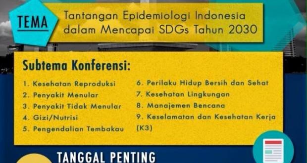 2nd KONFERENSI EPIDEMIOLOGI NASIONAL