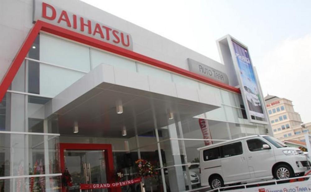 Mantapp!!! Daihatsu lagi Buka Banyak Posisi!!