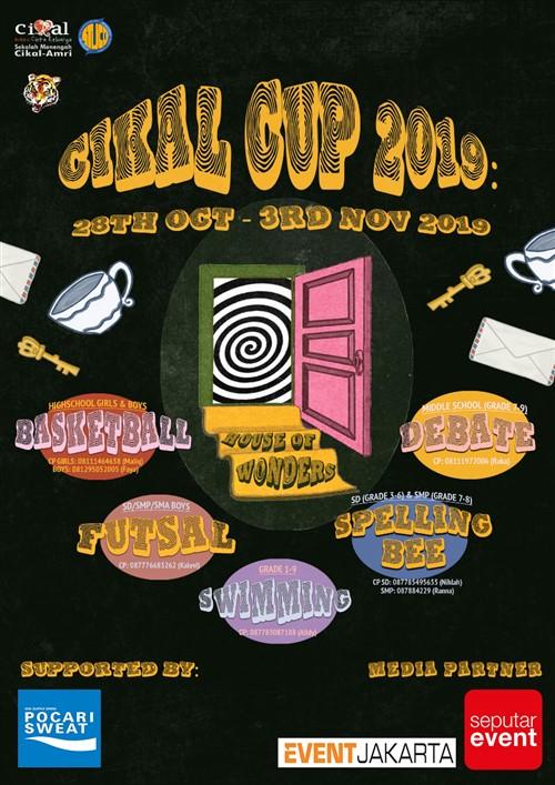 Cikal Cup 2019